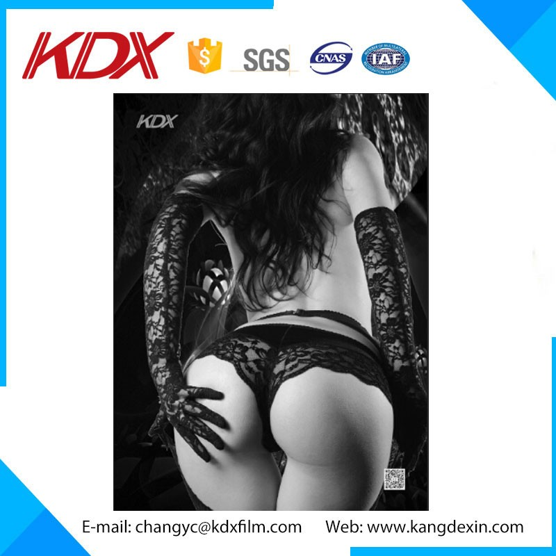 China Custom 3D Picture Sexy And Lovely Girl 3D Flip Picture Lenticular Printing OEM