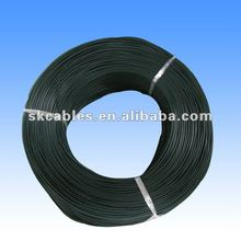 Tinned copper conductor and sprial shield pvc insulation type UL1185 electric wire