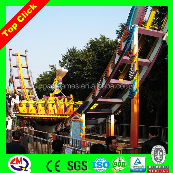 Theme park China event promotions now with LED lights