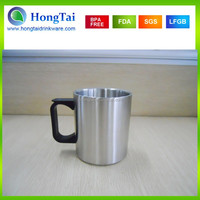 2016 New Fashionable Stainless Steel coffee cup with handle
