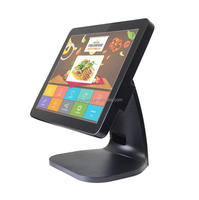 15 inch android pos terminal all in one Touchscreen pos system point of sale