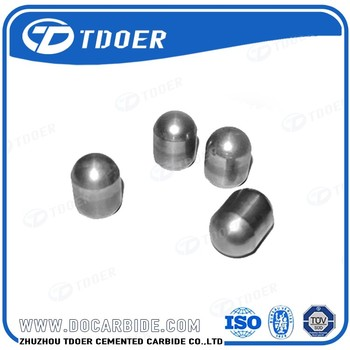 China High Quality Tungsten Carbide Button for Rock and Oil Drilling Bits