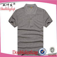 Stylish Short Sleeve Men's T-shirts Casual cotton polo shirt new design polo shirt