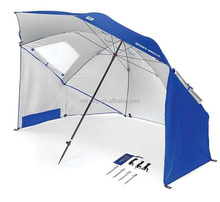 2017 TN060 Popular Hot Sale Portable Sport Shelter Brella Outdoor UV50 Fishing Tent Beach Umbrella