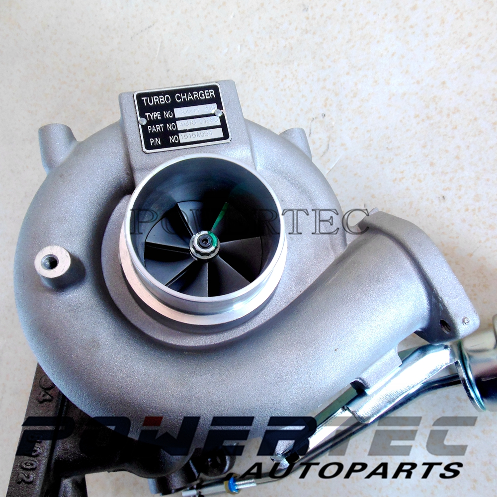 cheap turbos for sale TD05HR-06-16G-10.5T 4917801560 for Mitsubishi Lancer EVO 6