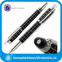 Brand pen metal pen high quality pen with Crystals top