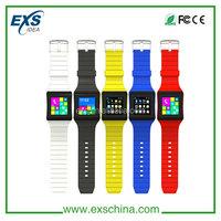 Wrist bluetooth smart watch phone, Wearable gadgets, wearable devices, ECG, heart rate, fatigue, carema, GPS, SIM, W2015