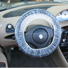 Vehicle Steering Wheel Covers - Disposable Protection x5 for Mechanics