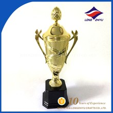 Manufacturer supply customized top quality trophy for dragon boat