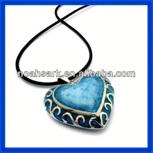 2014 Fashion Style Men's And Women's heart of the ocean pendant Supplied By China Facory