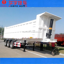 3 AXLE TYPPING TRAILER WITH BINOTTO HYDRAULIC CYLINDER