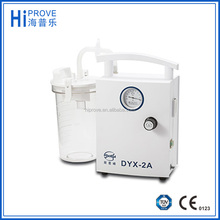 portable dental suction unit machine