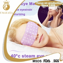 Best selling disposable eyes bag steam eyes masks for sleeping