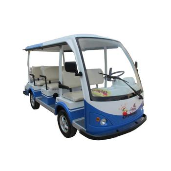 Efficient outstanding design electric passenger bus for tourism