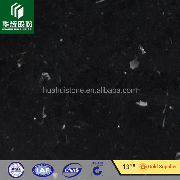 Special style black and gold marble for hall decoration