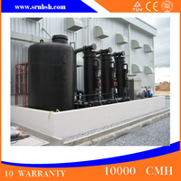 Acconding To Environment Packed Tower Scrubbers In Polypropylene Industrial Odor Control