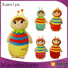 Wholesale China Baby Doll Custom Stuffed Cute Bee Plush Stuffed Toys