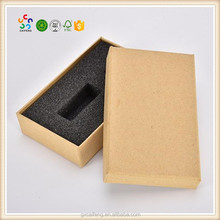 Hot-selling high quality u disk packing box usb packing box