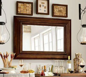 Cut Wall Mirrors SILVER MIRROR