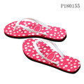 Women Flat Slipper Ladies Fancy Flower Flip Flops