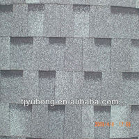 Good qualiy double layer asphalt shingles