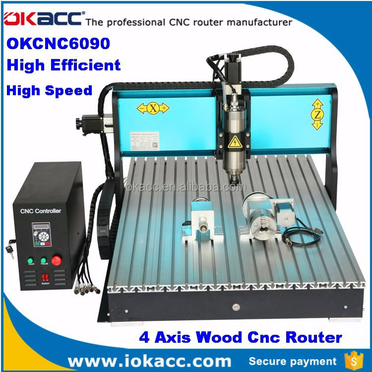 2015 new products on china market high speed cylinder wood cnc router 6090 for dealers wanted made in china com