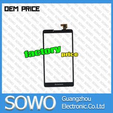 Wholesale Mobile Phone Spare Parts Touch Screen For Lenovo A880 Black