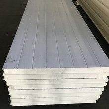 cold room building material polyurethane foam decorative exterior wood cheapest wall sandwich panel