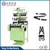 Easy to operating ribbon bow making machine, elastic making machine
