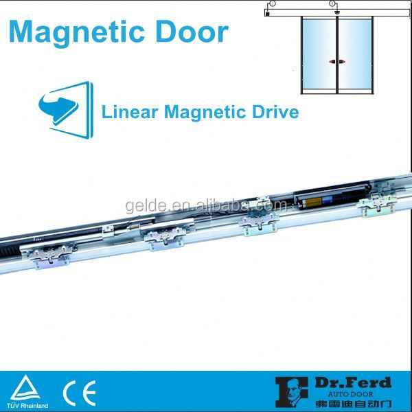 Automatic Sliding Glass Entrance Door Operator