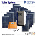 BESTSUN 15000W solar energy storage off-grid complete 15kw solar power system home