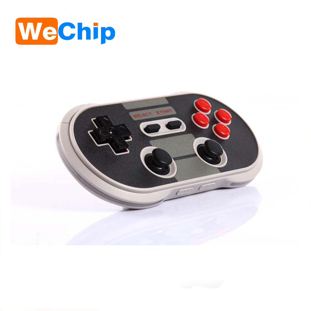factory price 8Bitdo NES30 Pro Wireless Bluetooth Game Controller for iOS and Android Gamepad