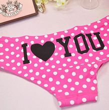 Women Lace Briefs Lady Pink Heart Panties Women's Low Waist Intimates Leopard <strong>Underwear</strong>