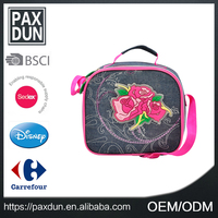 10 years experience manufacturer cheap floral kids school whole foods cooler lunch bag