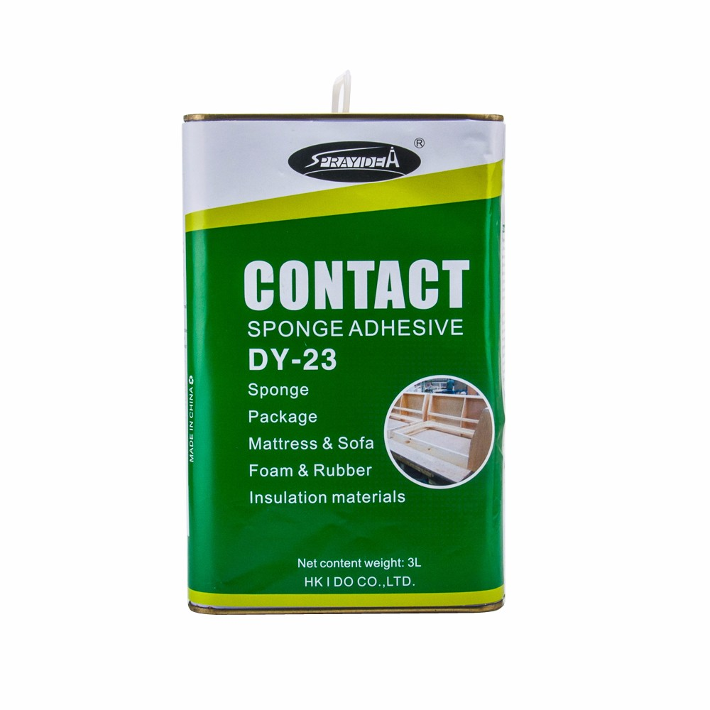 Sprayidea DY-23 Hi-Strength All-Purpose Contact Spray Adhesive for Shoes Metal