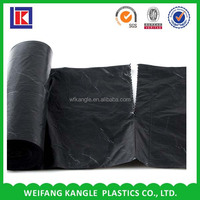new disposable plastic garbage bags trash bags rubbish bags
