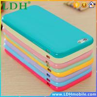 Coque For iPhone 6 6S 5 5S 4 4S 5SE SE Case Candy Color Soft TPU Silicone Case For Apple iPhone 6 S Plus Back Cover Cute Fundas