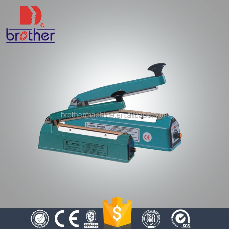 Brother Cheap hot sale PCS100P PCS200P Semi Automatic impulse heat sealer