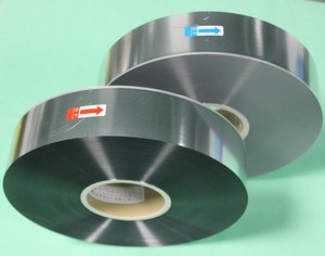 High Resistance 10um Film Metallized Capacitor Film Factory