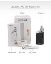 Best selling products JOMO Lite AIO china water vapor cigarettes electronic items cigarette
