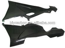 Carbon motorcycle lower fairings for BMW K1200S