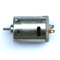 2.0v-24v micro Carbon brush DC motor for vending machines (RS-360/RS-365 )