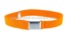 Kids Elastic Adjustable Buckle Belt (Available in 18 Colors)