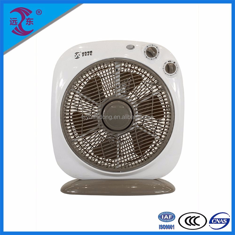 China supplier copper motor 12 inch electric box fan