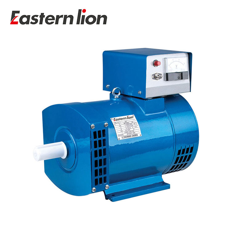 lower price new Low Rpm Alternator Generator 5Kva