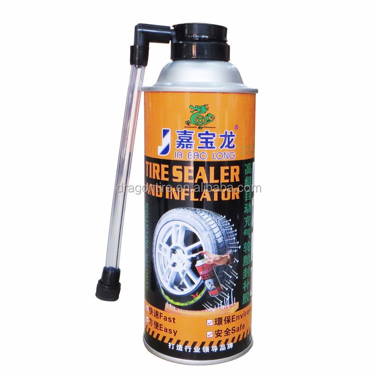 JIABAOLONG Tire Sealant Emergency Tire Repair Sealer And Inflator