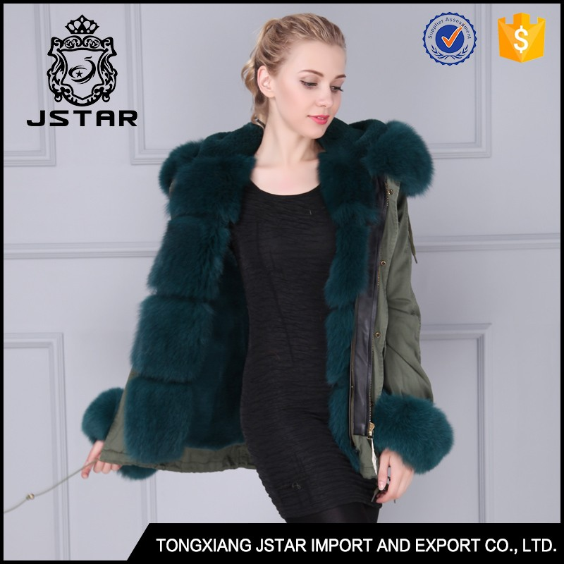 Wholesale military Army couple style fur men and women jacket