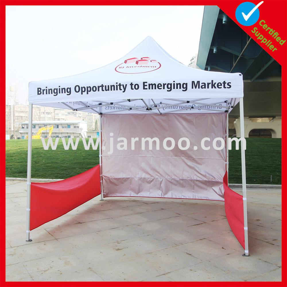 custom printed new arrival canvas folding military tent
