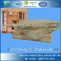 High Quality Falcata Core Veneer Blockboard