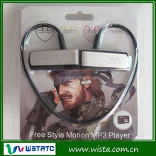 Headsetmp3 player,FM Radio Headset mp3